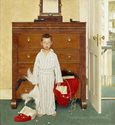 Norman Rockwell: The Discovery