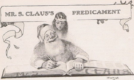 Mr. S. Claus's Predicament 1915
