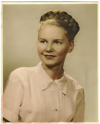 Shirley Morse Napier