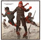 Norman Rockwell's Cousin Reginald Plays Tickly Bender from the January 19, 1918 Country Gentleman cover