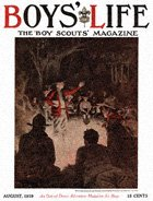 Straight Talks from the Scoutmaster from the July 1919 Boys' Life cover